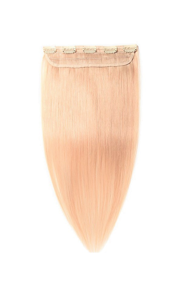 Imagine Extensii Tresa Luxury Edition Blond Piersica 26