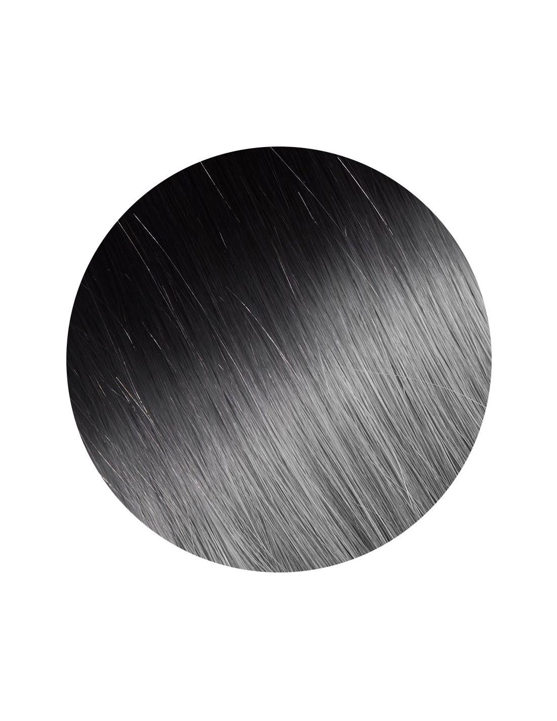 Imagine Extensii Clip On Brilliant Ombre 1 - Gray