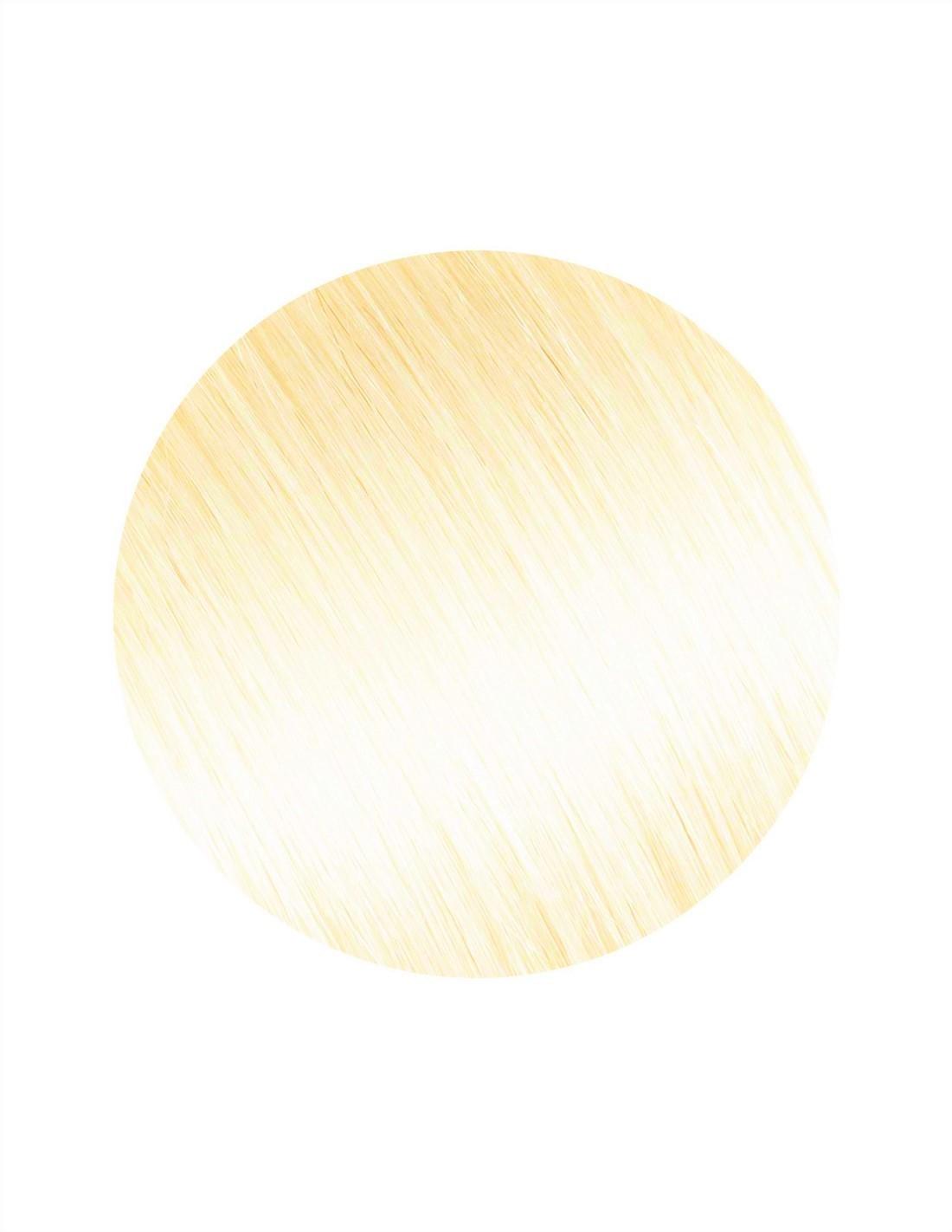 Imagine  Extensii Coada Platinum Blond Deschis Auriu 22