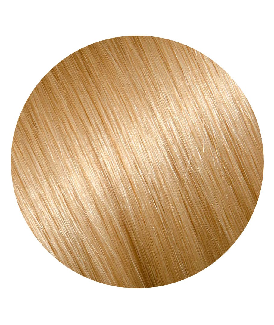 Imagine Extensii Coada Megavolum Blond Piersica 26