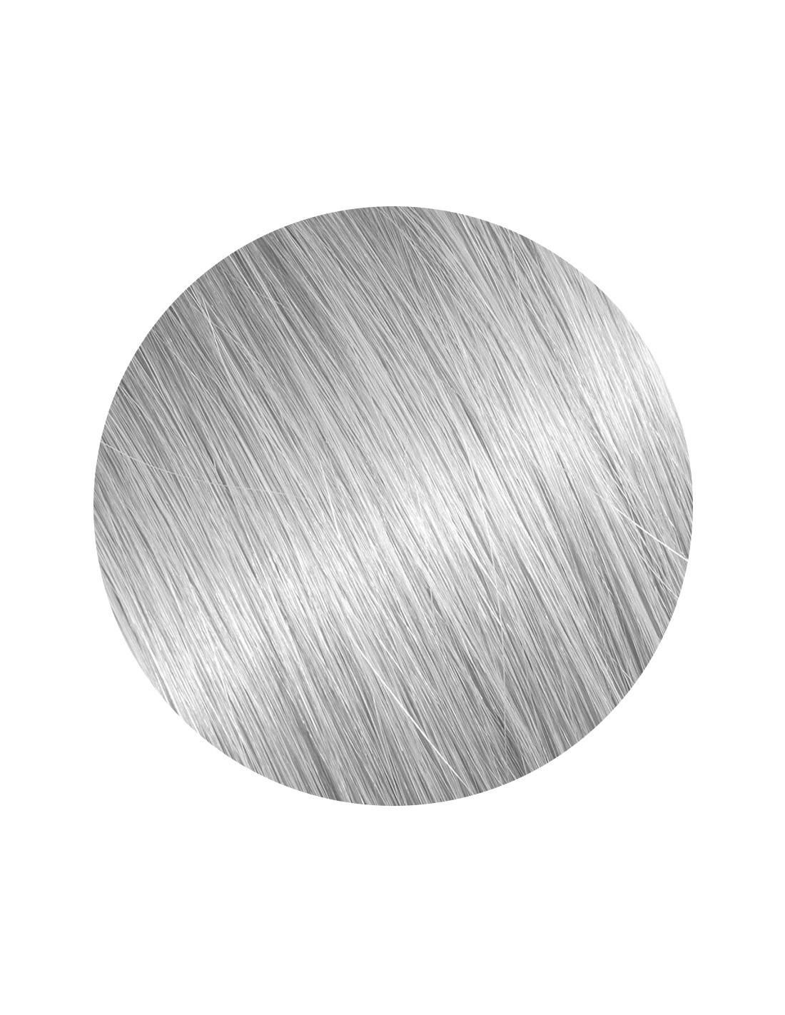 Imagine Extensii Coada Platinum Silver Gray