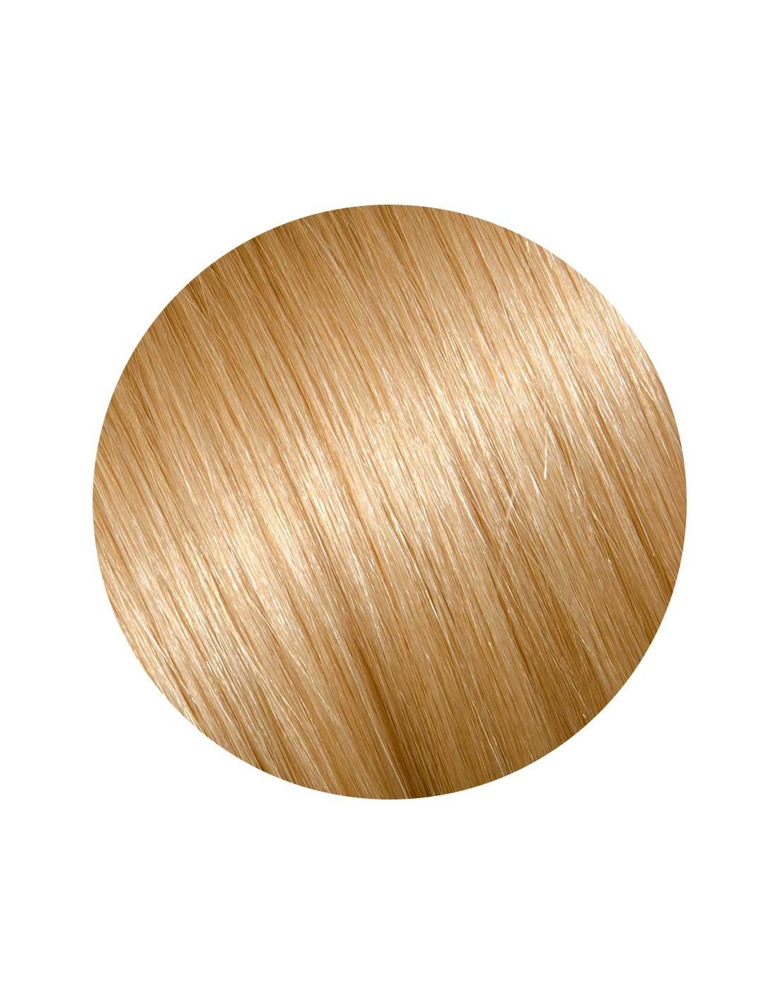 Imagine Extensii Clip On De Lux Blond Piersica 26