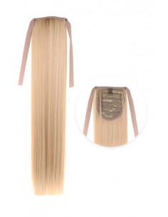 Extensii Coada LUXURY EDITION Blond Sampanie 26