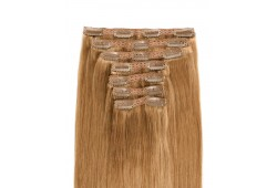 Extensii Clip On ELECTRIQUE STYLE Blond Inchis 27