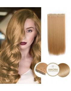 Extensii Tresa CLASSIC LINE Blond Inchis 27
