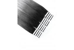 Extensii Tape In BRILLIANT Ombre 1/Gray