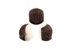 Tresa Par Natural cu Calota Saten Ciocolatiu 4