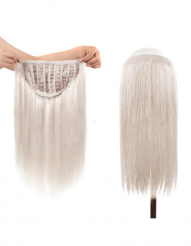 Tresa Par Natural cu Calota Blond Cenusiu PLA