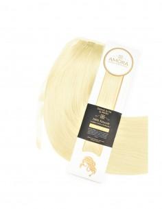 Extensii Coada MegaVolum Blond Deschis Auriu 22