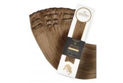 Extensii Clip On MegaVolum Blond Deschis 10