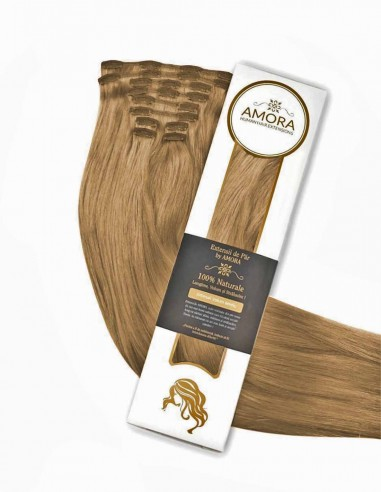 Extensii CLIP ON DELUXE Blond Bej 16